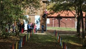 3 Okul Macera Park'ı Ziyaret Etti