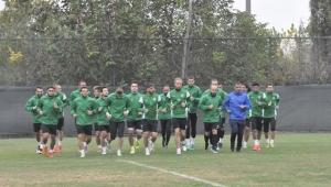 Sakaryaspor'da Maç Hazırlıklarına Başlandı