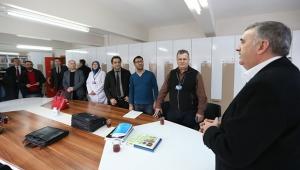 Atatürk Lisesi Şehrin Önemli Kurumlarındandır