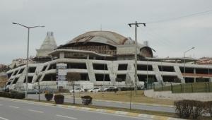 Sakarya'nın En Büyük Külliyesi Şeyh Edebali Camii Yükseliyor