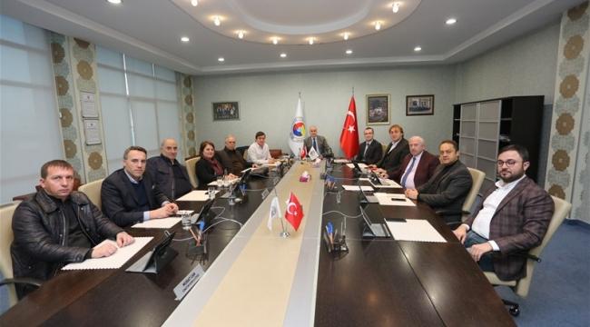 Satso 2018-2021 Stratejik Plan Çalışmalarına Başladı
