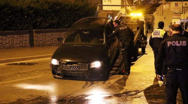 Polisten Kaçarken, Duvara Tosladılar: 3 Gözaltı