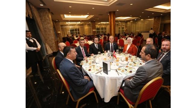Ankara'da #Şifremiz54 İçin Bir Araya Geldiler