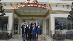 Başkan Karayaka; 'SASİAD'ın tek gayesi Sakarya'da iş insanları arasında köprü olmak'