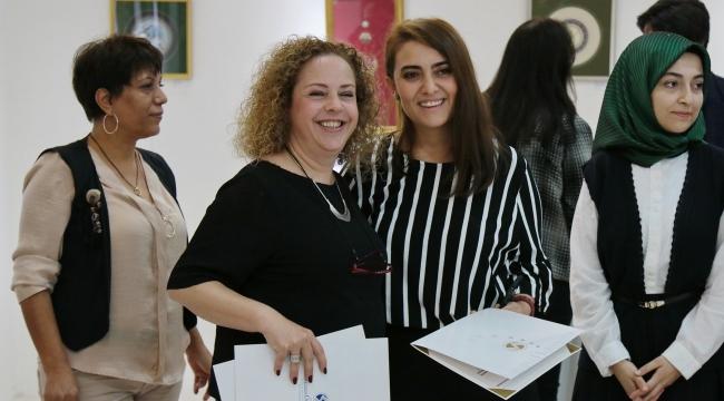 SAÜ'de Selçuklu'dan Çeşitlemeler Sergisi Açıldı
