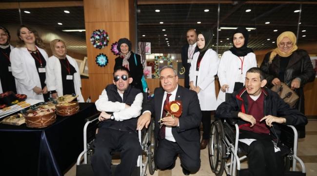 '3 Aralık Dünya Engelliler Günü'ne Özel Program Düzenlendi