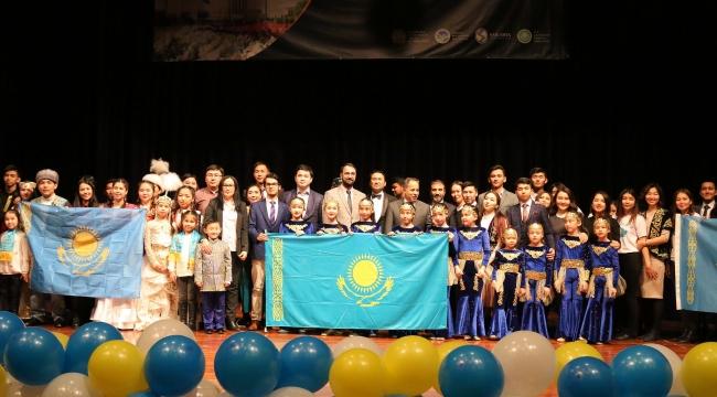 Kazakistan'ın Bağımsızlık Günü Kutlandı
