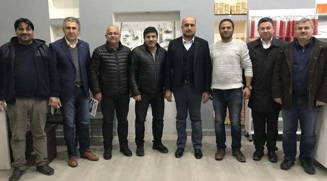 TÜMSİAD'tan Yeni Yılda Yeni Projeler
