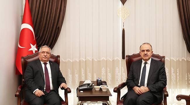 Yalova Valisi Vali Nayir'i Ziyaret Etti