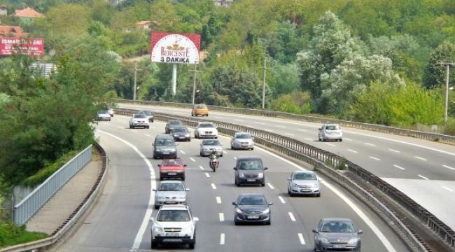 Aralık Ayında 725 Araç Trafikten Men Edildi