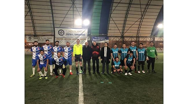 SATSO Futbol Turnuvasında İlk Haftayı Tamamladı