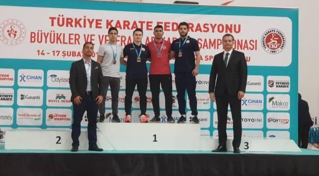 Sakaryalı Karatecilere 4 Madalya