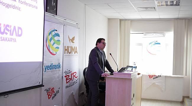 SAÜ'de Girişimcilik Konferansı Düzenlendi