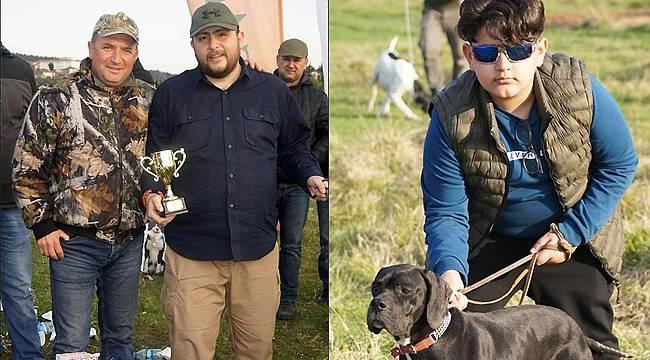 Geleneksel Av Köpekleri Mera Yarışması'nın 5.'si Yapıldı