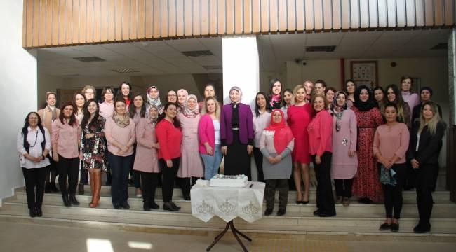 Milli Eğitimde Kadınlar Günü Kutlandı