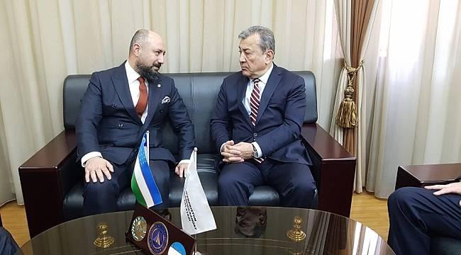 Patronlar Platformundan Özbekistan Çıkarması