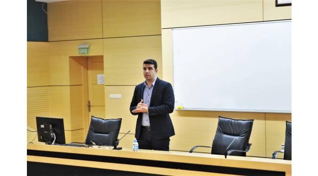 Proje Yönetimi Eğitimi SAÜ'de Düzenlendi