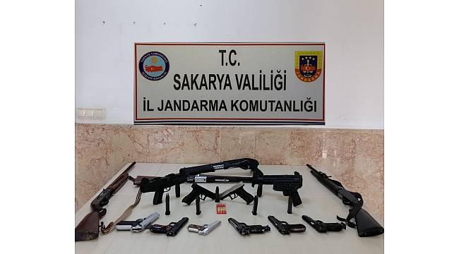 Ruhsatsız Silah Operasyonu: 2 Gözaltı