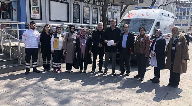 Sağlık Sen İzmir'de Meydana Gelen Doktora Şiddeti Kınadı