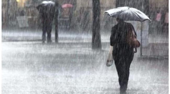 Yağış Sakarya'yı Etkisi Altına Aldı