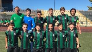 Altyapıda U-19 Takımı Grubunu Lider Tamamladı
