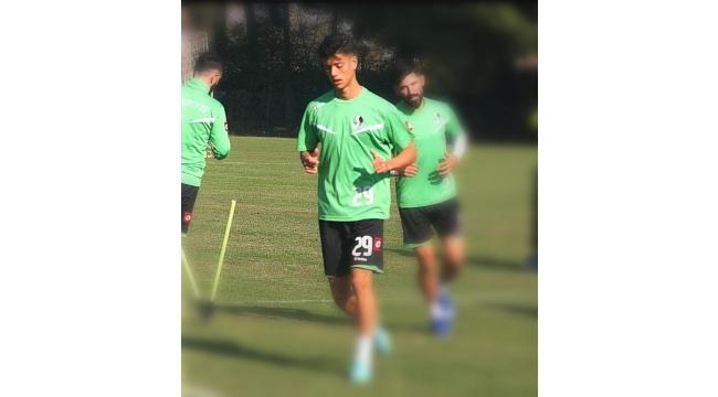 Altyapıdan Sakaryaspor'a Transfer