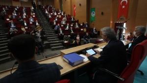 2021'in ilk Büyükşehir Meclisi toplanıyor
