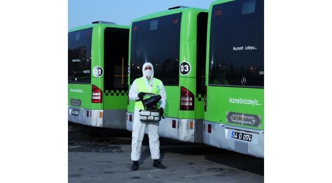 Toplu taşıma ile sağlıklı ulaşım