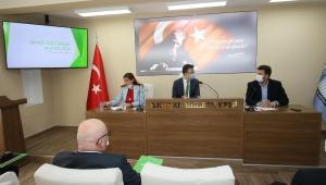 Covid 19 Durum Değerlendirme Ve Koordinasyon Toplantısı Yapıldı