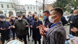 Başkan Özen, Ariş Baharatın Açılışını Gerçekleştirdi.