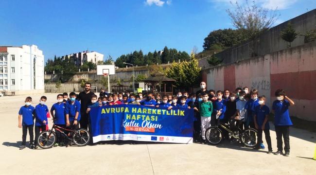 Büyükşehirle Vatandaşlara 'Hareket' Dolu Bir Hafta