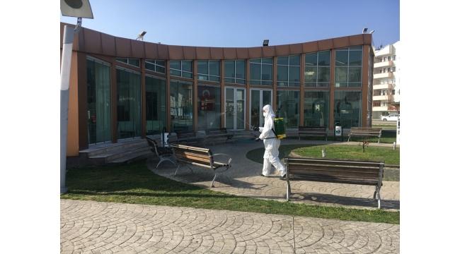 Serdivan'da Koronavirüs Seferberliği