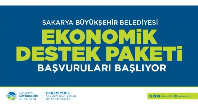 Ekonomik Destek Paketi'ne Başvurular Başlıyor