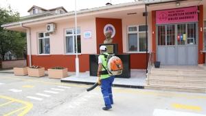 Serdivan'da Okullarda Temizlik Seferberliği