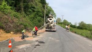 Büyükşehir 'V Kanal' çalışmalarına devam ediyor