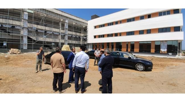 Denizcilik MYO Yeni Binasına Geçiyor