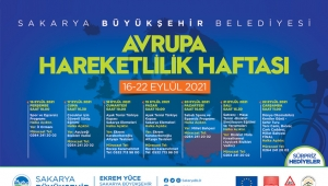 'Avrupa Hareketlilik Haftası' Etkinlikleri Başlıyor